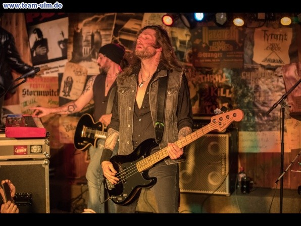 Sainted Sinners: CD Release Party @ Bellenberg - Bild 13