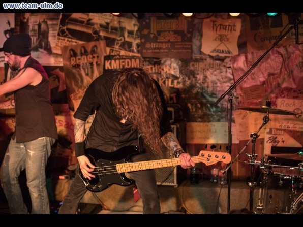 Sainted Sinners: CD Release Party @ Bellenberg - Bild 29