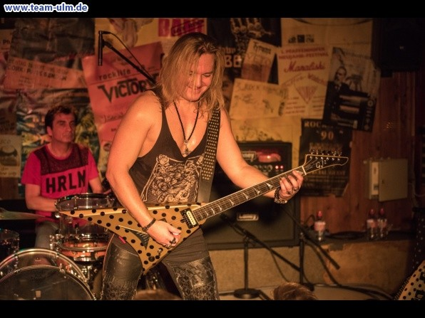 Sainted Sinners: CD Release Party @ Bellenberg - Bild 33