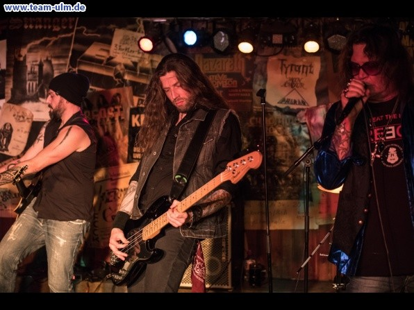 Sainted Sinners: CD Release Party @ Bellenberg - Bild 5