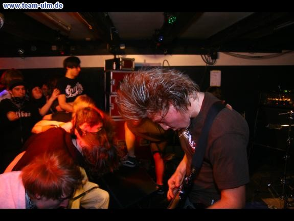 CrossX CD-Release @ Don-Bosco - Bild 18