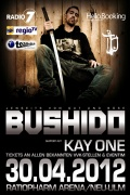 Hello Booking präsentiert: Bushido & Kay One live in Concert