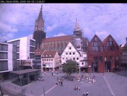 Webcam Ulm Münsterplatz
